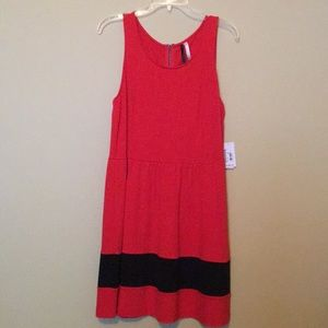 Kensie, NWT, Size Large, Red Dress